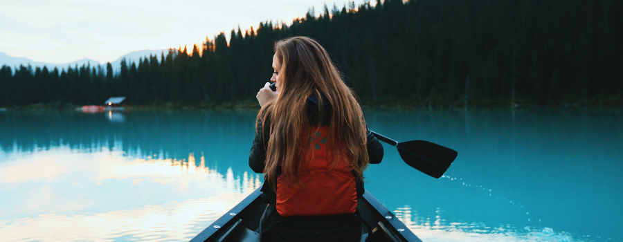 Putna Groznica - Lake Louise, Canada